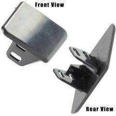 BMW E90 E91 320 325 330 335 Front Bumper Washer Nozzle Flap Right 61678031308