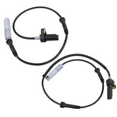 New ABS Wheel Speed Sensor For BMW E39 528i 540i 1997-1998 Front & Left 4 PCS