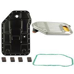 New Transmission Oil Pan + Filter + Gasket KIT  fits VW AUDI A4 A6 A8 Passat