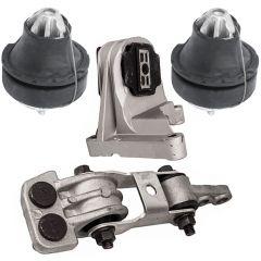 4 PCS  Enngine Motor Mounts Torque Rod Kit for Volvo S60 V70 XC70 XC90 30680750