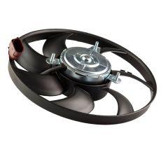 TOPAZ 295mm DIA Radiator Cooling Fan Passanger Right for VW Golf 1K0959455ES