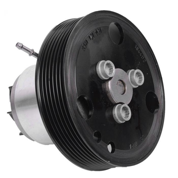 New Water Pump 95810603302 For Porsche Cayenne VW TOUAREG V6 3.6L 2011-2016