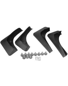 4 PCS  AUTOPA Splash Guards Front Rear Left Right for BMW X5 E70 07-13