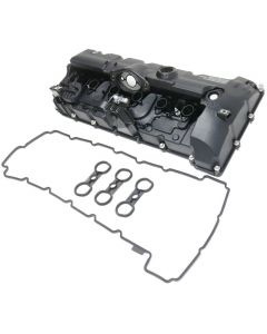 FOR BMW E82 E90 E70 Z4 X3 X5 528i 11127552281 ENGINE VALVE COVER w Gasket&Bolts