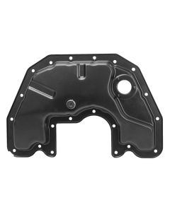 BAPMIC Lower Engine Oil Pan for BMW 11137574532