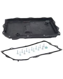 Auto Trans Oil Pan w/ Filter & Gasket & Screw for BMW 2-7 Series 24118612901