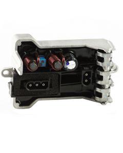 Front Final Stage Unit Blower Motor Resistor Regulator fits BMW E65 E66 745 750
