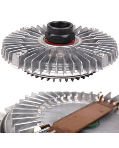 New Fan Clutch Radiator Cooling VW Volkswagen Passat Audi A4 Quattro 078121350A