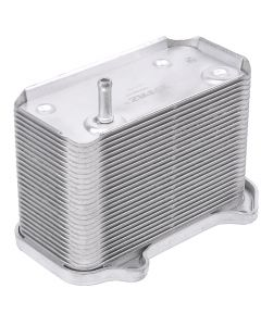 Heat Exchanger Alumium Engine Oil Cooler Fits Porsche 911 Boxster 99610702559