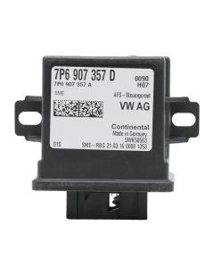 GENUINE OE Automatic Headlight Range Control Module 7P6907357D for VW AUDI